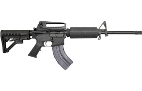 Bear Creek Arsenal AR-15 Rifle 7.62x39 Caliber w/ Carry Handle, A2 Sights, 2 Mags and Hard Case