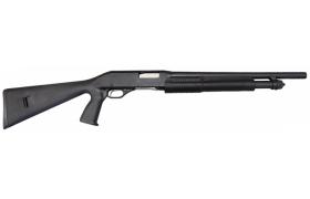 "Savage Stevens Model 320 Security Pump Shotgun -18.5"" Bbl with Bead Sight.  12 Gauge"