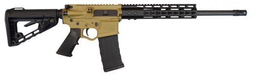 """American Tactical Imports Omni Hybrid Maxx FDE / Black 300BLK 16"""" 30 Rd Keymod Rail"""