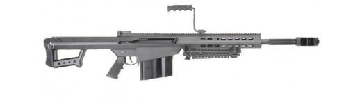 """Barrett 82A1-CQ 50 BMG w/ 20"""" Fluted Barrel Black... Barrett # 13318 -"""