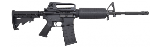 Bear Creek Arsenal AR-15 Rifle .223/5.56 NATO w/ Carry Handle, A2 Sights, 2 Mags and Hard Case