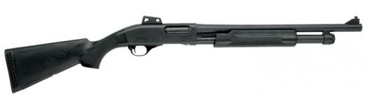 Interstate Arms Hawk 982 Pump Action Shotgun