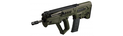 IWI Tavor SAR Flattop In O.D. Green, 5.56 Caliber Bullpup Style Semi-Auto Rifle W /30 Round Mag Model  G16